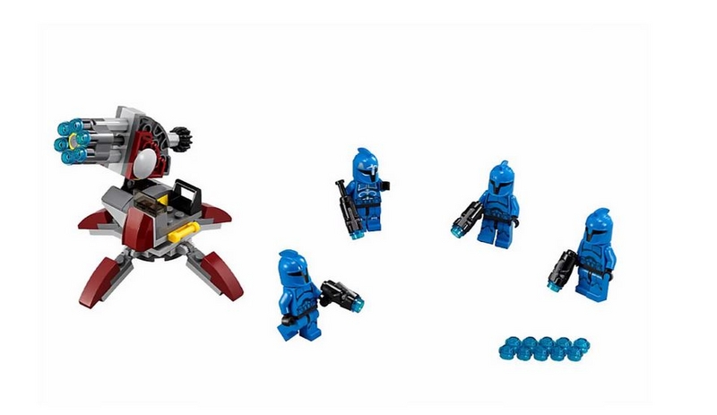 LEGO STAR WARS - 75088 - Senate Commando Troopers 75088012
