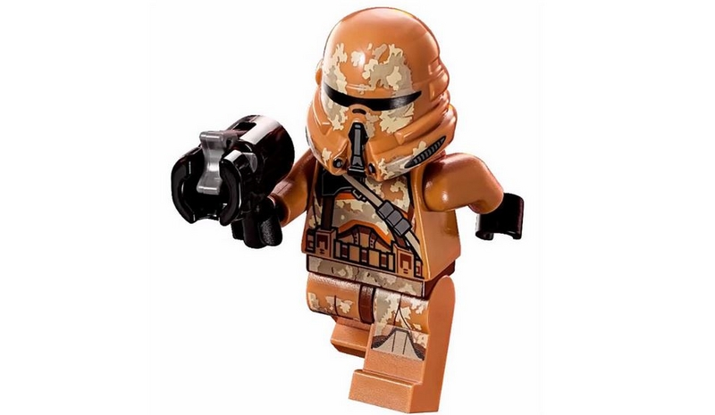 LEGO STAR WARS - 75089 - Geonosis Troopers 75089011
