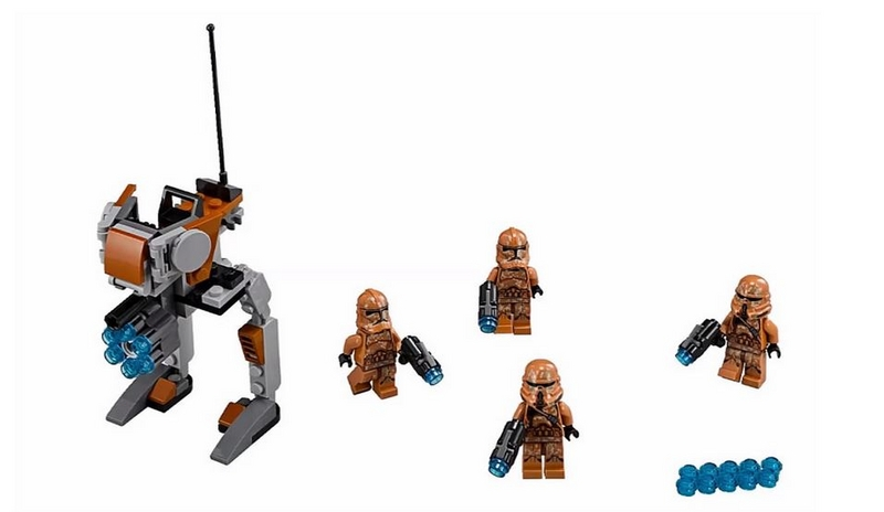 LEGO STAR WARS - 75089 - Geonosis Troopers 75089012