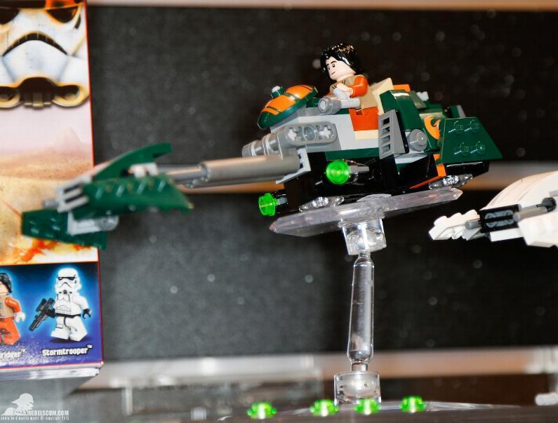LEGO STAR WARS REBELS - 75090 - Ezra's Speeder Bike 75090011