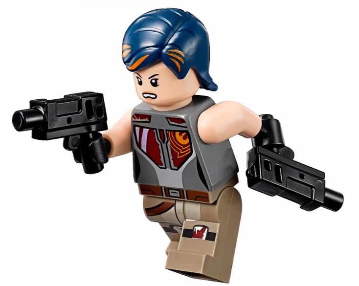 LEGO STAR WARS REBELS - 75090 - Ezra's Speeder Bike 75090012