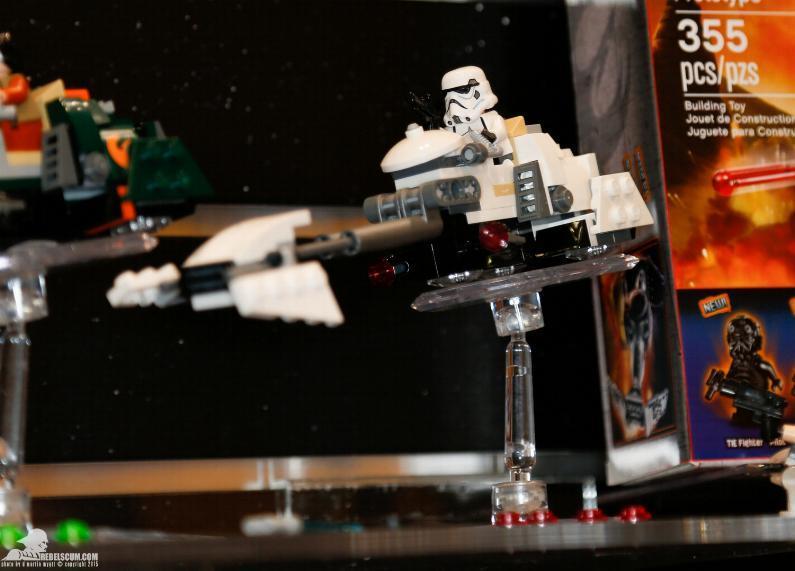 LEGO STAR WARS REBELS - 75090 - Ezra's Speeder Bike 75090014
