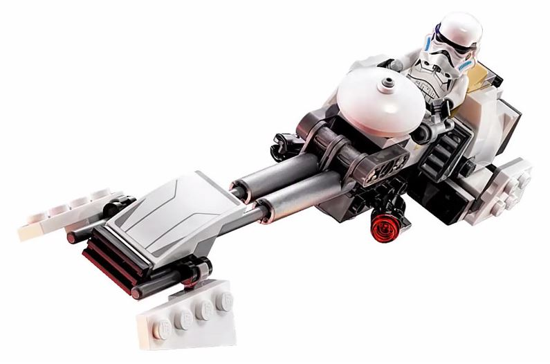 LEGO STAR WARS REBELS - 75090 - Ezra's Speeder Bike 75090015