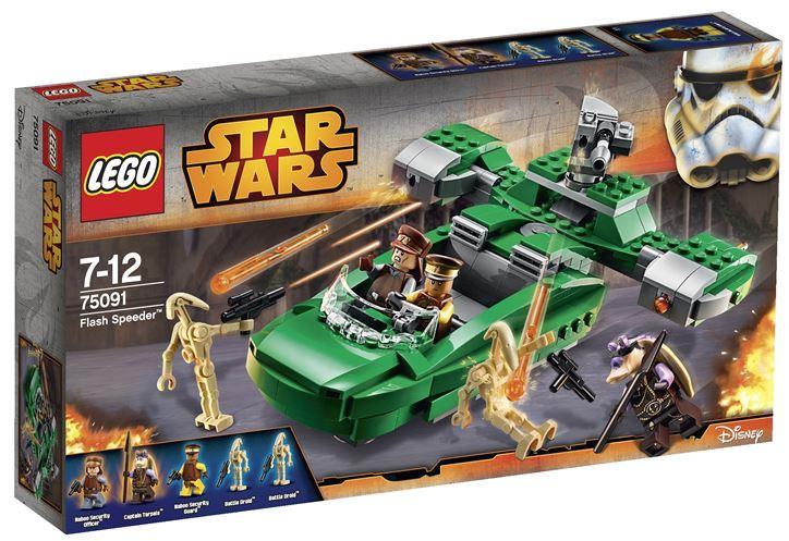 LEGO  STAR WARS - 75091 - Flash Speeder 75091_11