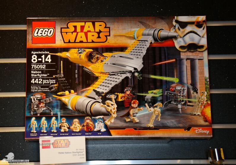 LEGO  STAR WARS - 75092 - Naboo Starfighter 75092_10