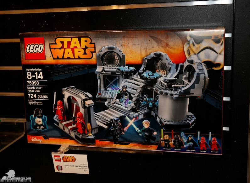 LEGO  STAR WARS - 75093 - Death Star - Final Duel 75093_10