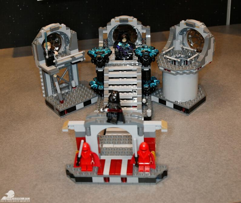 LEGO  STAR WARS - 75093 - Death Star - Final Duel 75093_12