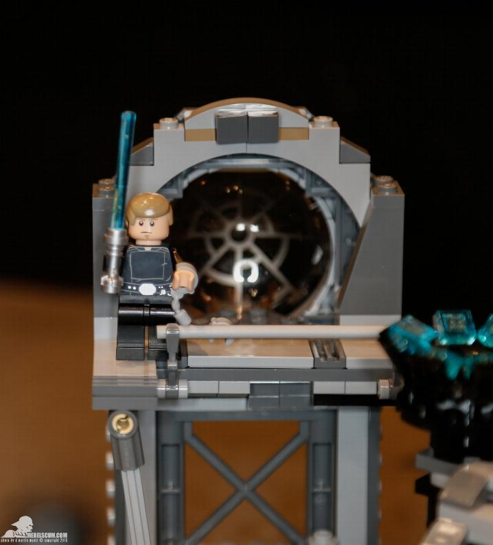 LEGO  STAR WARS - 75093 - Death Star - Final Duel 75093_13