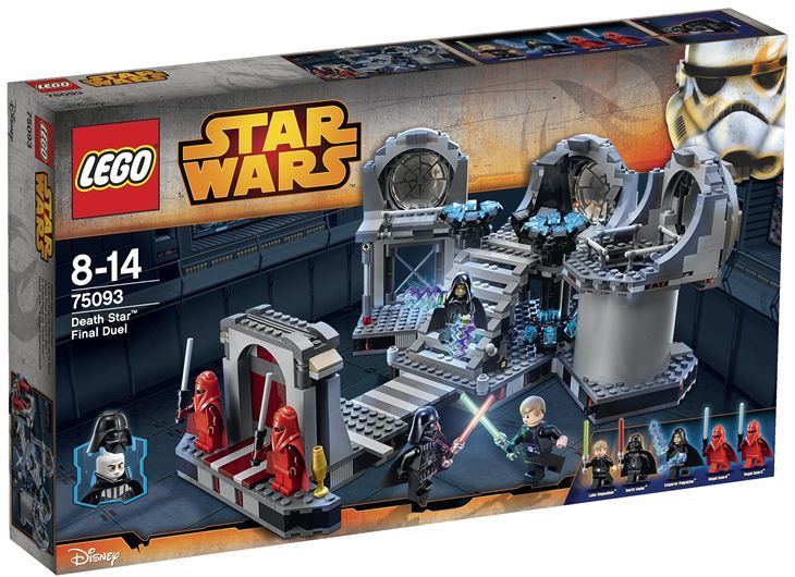 LEGO  STAR WARS - 75093 - Death Star - Final Duel 75093_17