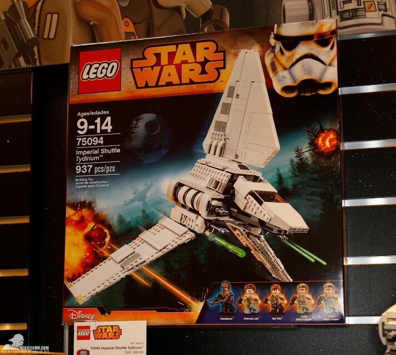 LEGO  STAR WARS - 75094 - Imperial Shuttle Tydirium 75094_10