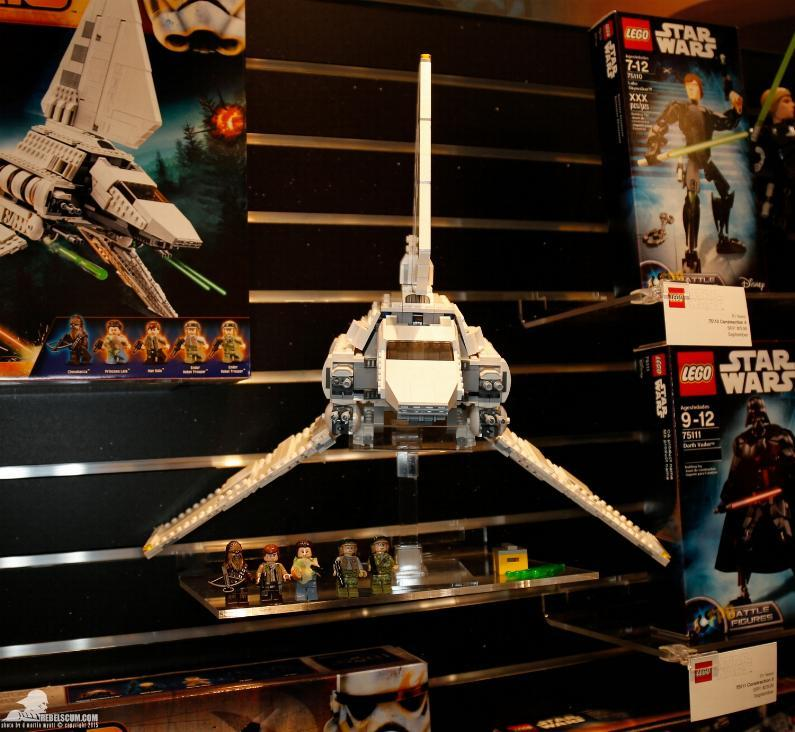LEGO  STAR WARS - 75094 - Imperial Shuttle Tydirium 75094_12