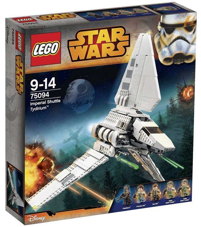 LEGO  STAR WARS - 75094 - Imperial Shuttle Tydirium 75094_13