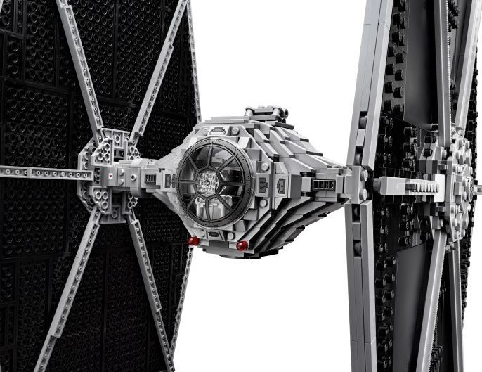 LEGO STAR WARS - 75095 - UCS TIE Fighter  75095_11