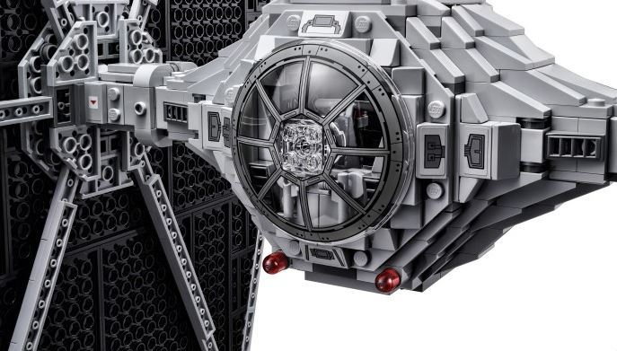 LEGO STAR WARS - 75095 - UCS TIE Fighter  75095_16