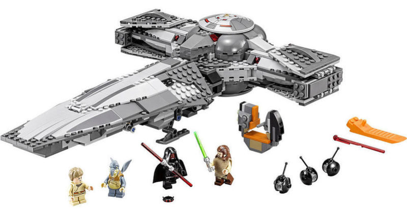 LEGO STAR WARS - 75096 - Sith Infiltrator  75096_10