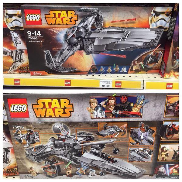 LEGO STAR WARS - 75096 - Sith Infiltrator  75096_11