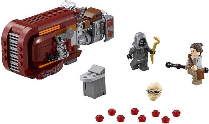 LEGO STAR WARS - 75099 - Rey's Speeder 75099_10