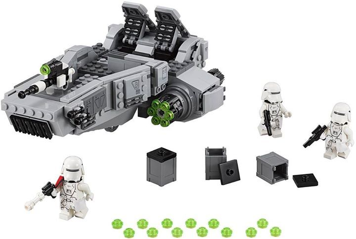 LEGO STAR WARS - 75100 - First Order Snowspeeder 75100_10