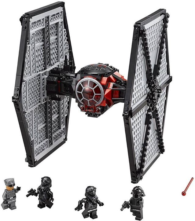 LEGO STAR WARS - 75101 - First Order Special Forces TIE 75101_10