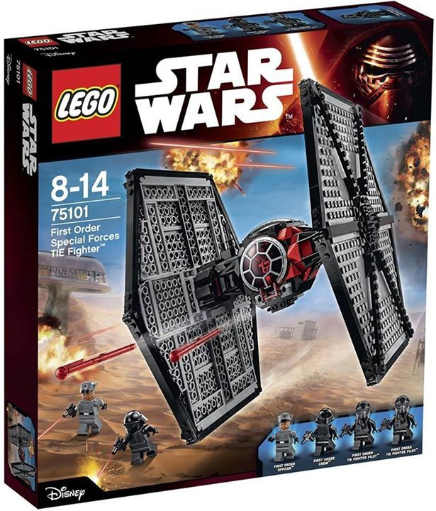 LEGO STAR WARS - 75101 - First Order Special Forces TIE 75101_11