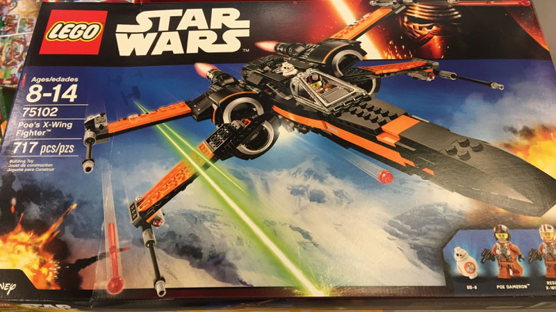 LEGO STARWARS - 75102 - Poe's X-Wing Fighter 75102_11