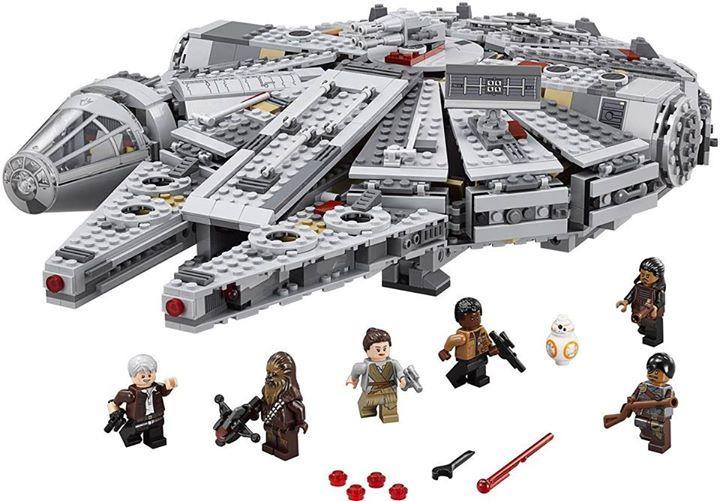 LEGO STARWARS - 75105 - Millennium Falcon 75105_12