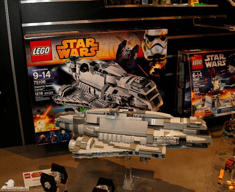 LEGO  STAR WARS - 75106 - Imperial Assault Carrier 75106_10