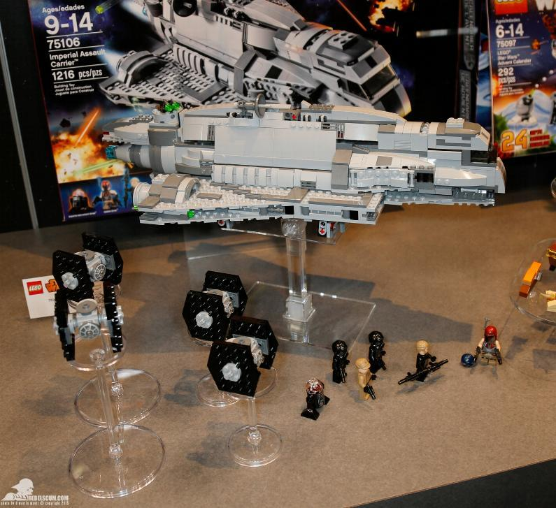 LEGO  STAR WARS - 75106 - Imperial Assault Carrier 75106_12
