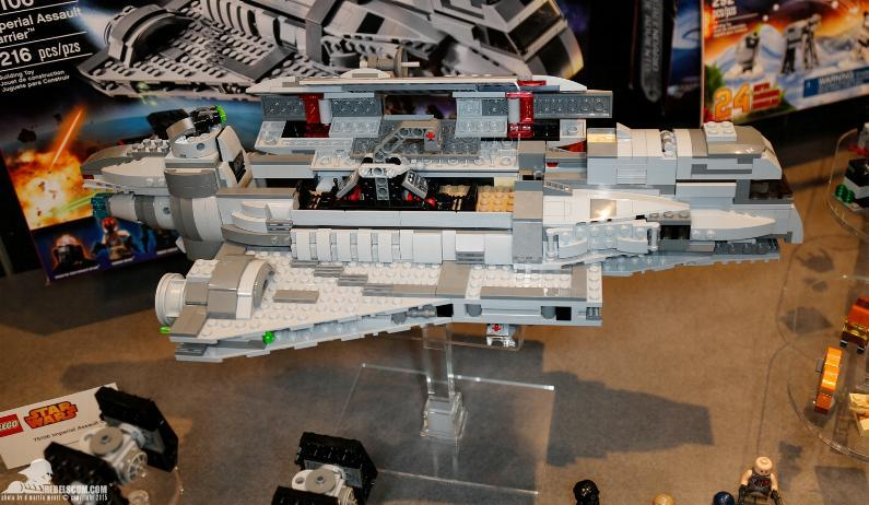 LEGO  STAR WARS - 75106 - Imperial Assault Carrier 75106_19