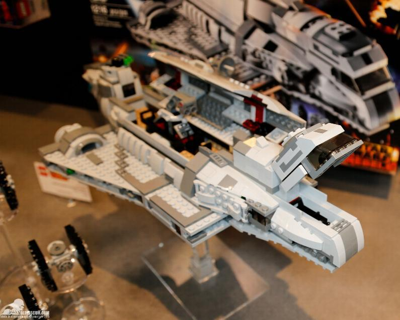 LEGO  STAR WARS - 75106 - Imperial Assault Carrier 75106_20