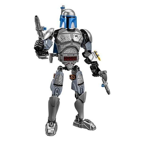 LEGO STAR WARS BATTLE FIGURES - 75107 - Jango Fett  75107_10