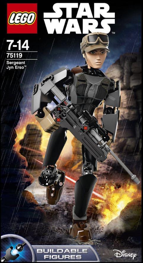 LEGO STAR WARS - 75119 - Sergeant Jyn Erso 75119_10