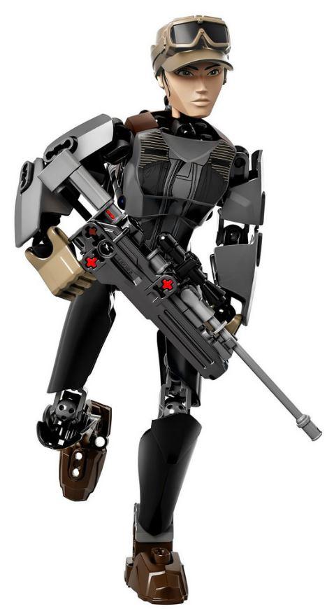LEGO STAR WARS - 75119 - Sergeant Jyn Erso 75119_11