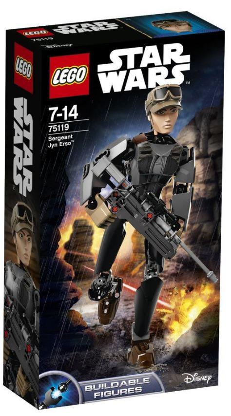 LEGO STAR WARS - 75119 - Sergeant Jyn Erso 75119_12