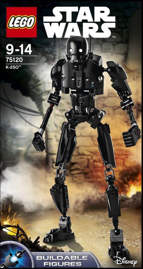 LEGO STAR WARS - 75120 - K-2SO 75120_12