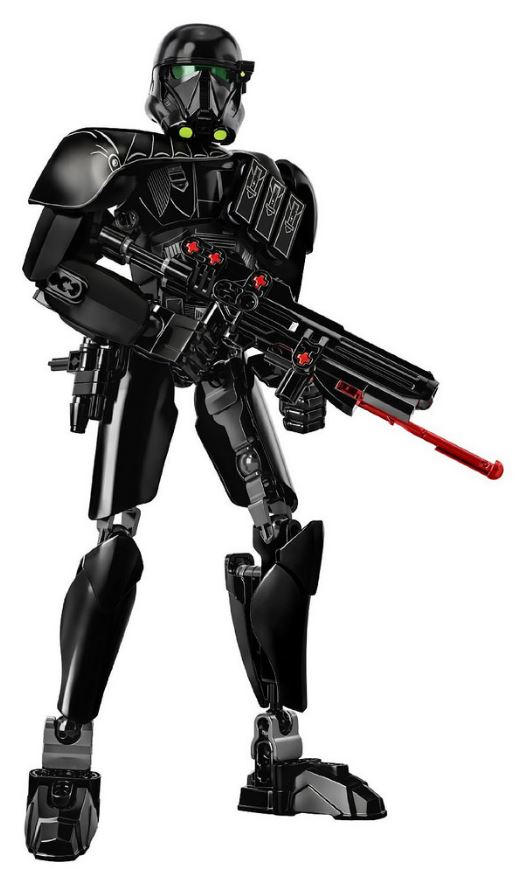 LEGO STAR WARS - 75121 - Imperial Death Trooper 75121_10