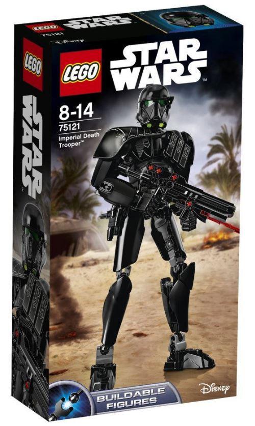 LEGO STAR WARS - 75121 - Imperial Death Trooper 75121_11