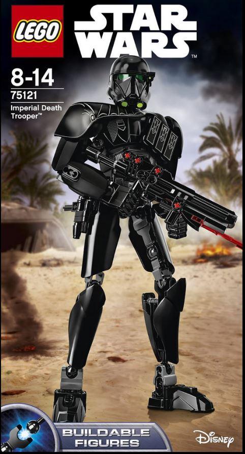 LEGO STAR WARS - 75121 - Imperial Death Trooper 75121_12