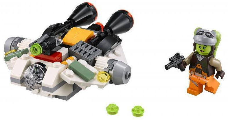 LEGO STAR WARS MICROFIGHTERS - 75127 - The Ghost 75127_10