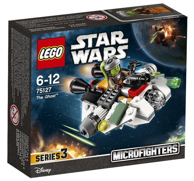 LEGO STAR WARS MICROFIGHTERS - 75127 - The Ghost 75127_11