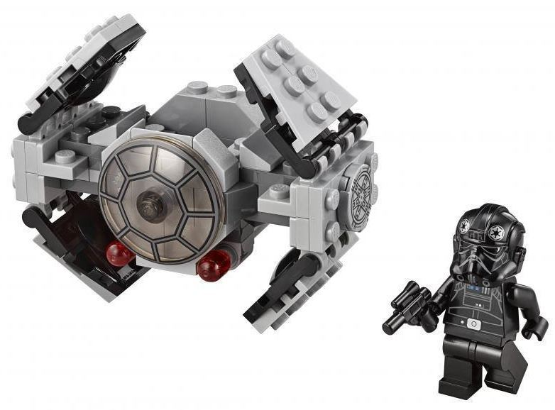 LEGO STAR WARS MICROFIGHTERS - 75128 -Tie Advanced Prototype 75128_11