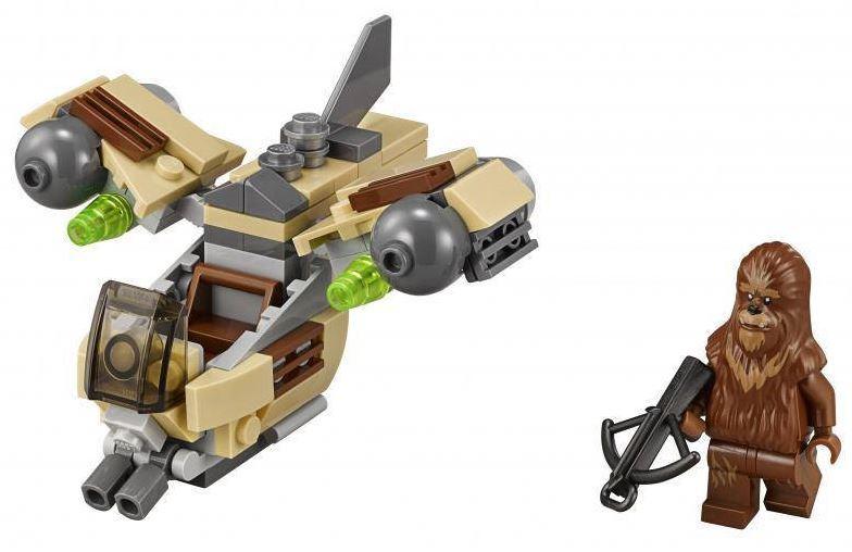LEGO STAR WARS MICROFIGHTERS - 75129 - Wookie Gunship 75129_10