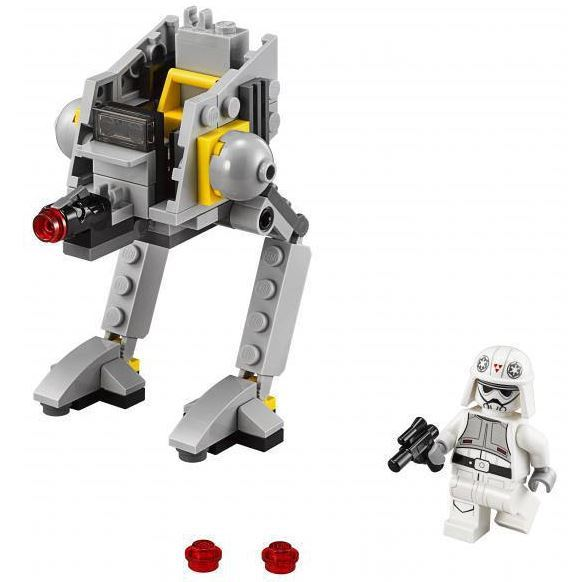 LEGO STAR WARS MICROFIGHTERS - 75130 - AT-DP 75130_10