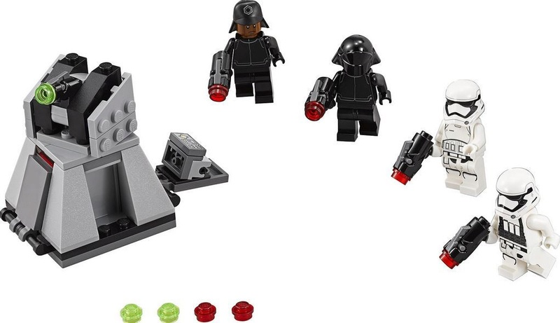 LEGO STAR WARS - 75132 - First Order Battle Pack 75132_10