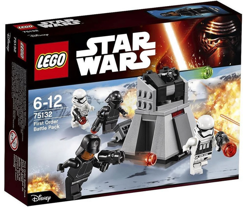 LEGO STAR WARS - 75132 - First Order Battle Pack 75132_11