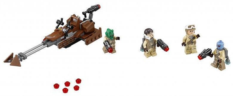 LEGO STARWARS BATTLEFRONT - 75133 - Rebels Battle Pack 75133_10
