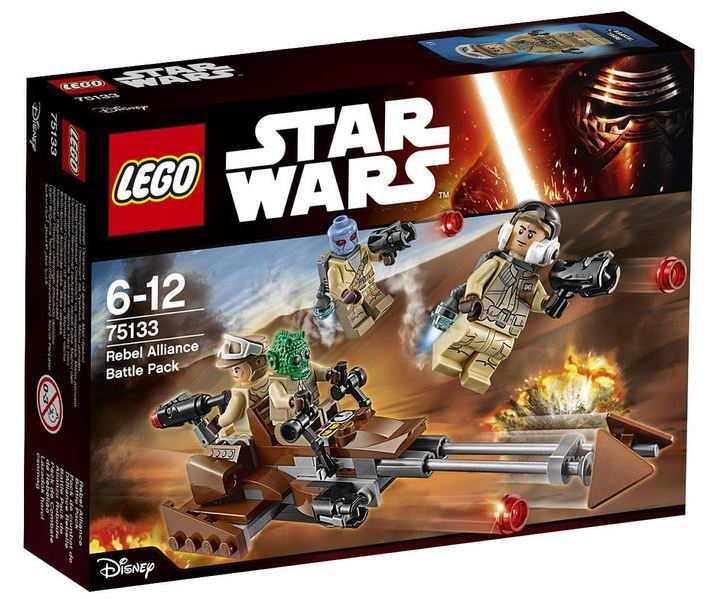 LEGO STARWARS BATTLEFRONT - 75133 - Rebels Battle Pack 75133_11