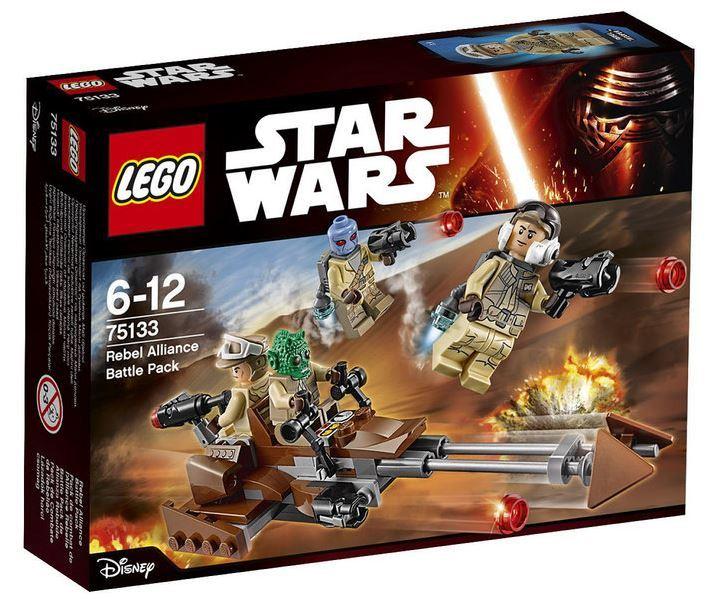 LEGO STARWARS BATTLEFRONT - 75133 - Rebels Battle Pack 75133_11
