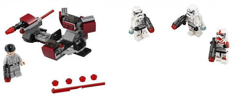 LEGO STARWARS BATTLEFRONT - 75134 - Empire Battle Pack 75134_10