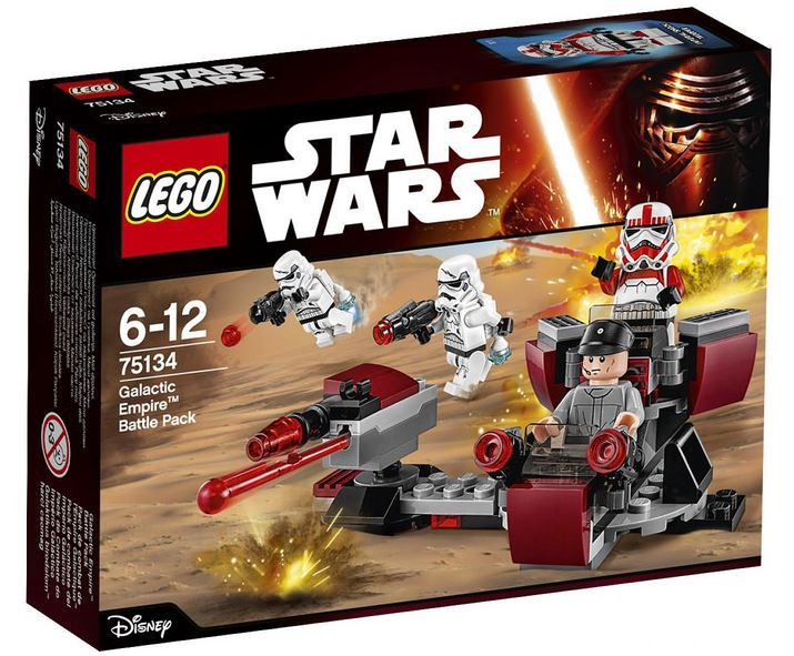LEGO STARWARS BATTLEFRONT - 75134 - Empire Battle Pack 75134_11